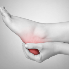 להיפטר מהכאב של דורבן ברגל